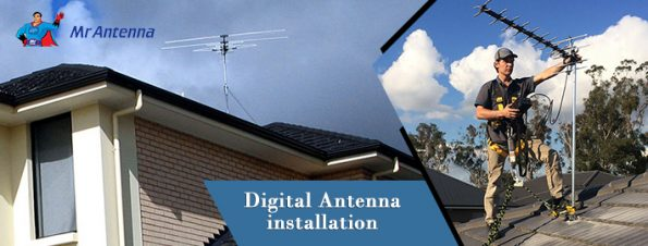 Digital Antenna installation2