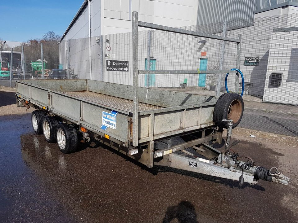 Used Trailers for Sale